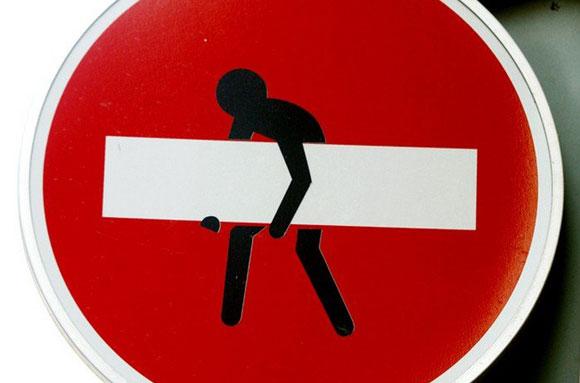 Подборка фото приколов №126 (Дорожные знаки)