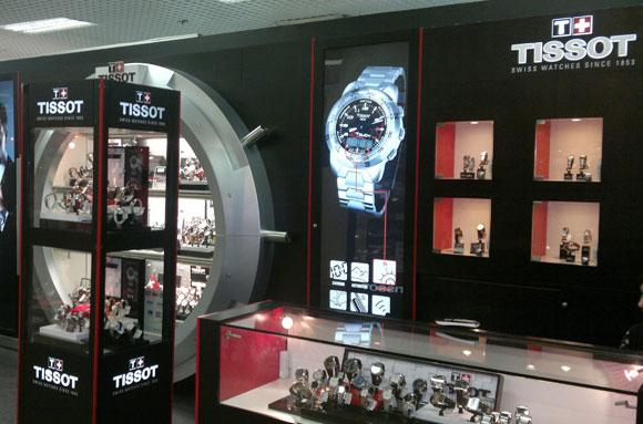 История марки Tissot (Тиссо)