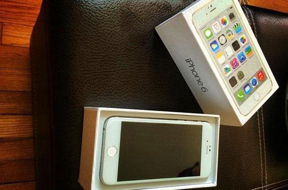 Iphone 6 в заводской упаковке